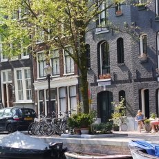 Sunny Day Amsterdam 11