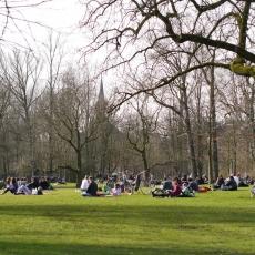 Sunny Spring Vondelpark 03
