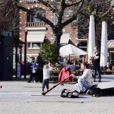 Sunny Spring Vondelpark 10