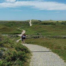 Hiking in Texel 22
