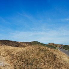 Hiking in Texel 02