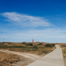Hiking in Texel 03