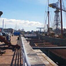 Ships in Den Helder