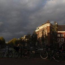 Storm clouds?