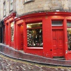 Victoria Street Edinburgh 01