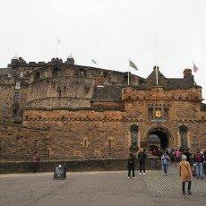 Edinburgh Castle Entracnce