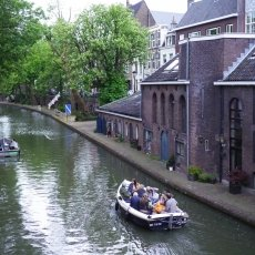 Another view over the canals