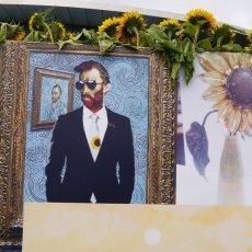 Van Gogh Sunflower Labyrinth 12
