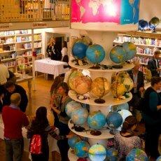 The beautiful bookstore Pied à Terre