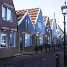 Pretty Dutch Villages: Volendam 01