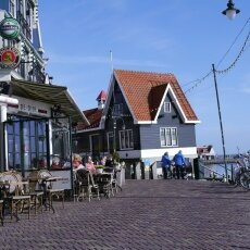 Pretty Dutch Villages: Volendam 04
