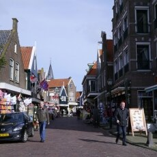 Pretty Dutch Villages: Volendam 06