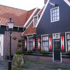 Pretty Dutch Villages: Volendam 08