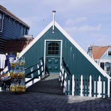 Pretty Dutch Villages: Volendam 09