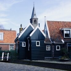 Pretty Dutch Villages: Volendam 11