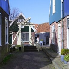Pretty Dutch Villages: Volendam 20