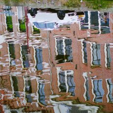 Water reflections 03