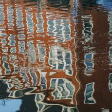 Water reflections 08