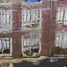 Water reflections 10