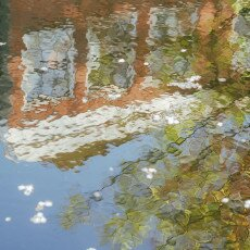 Water reflections 13