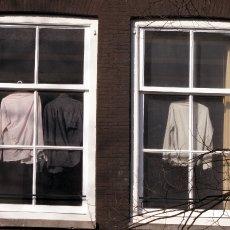 Shirts in the sun