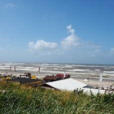 Windy Day at Zandvoort 01