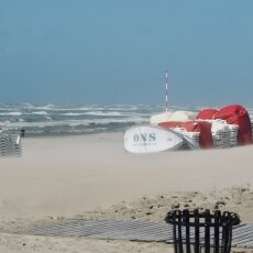 Windy Day at Zandvoort 07