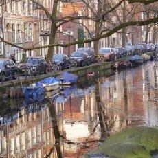 Frozen canals 2017