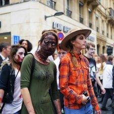 Zombie parade 09