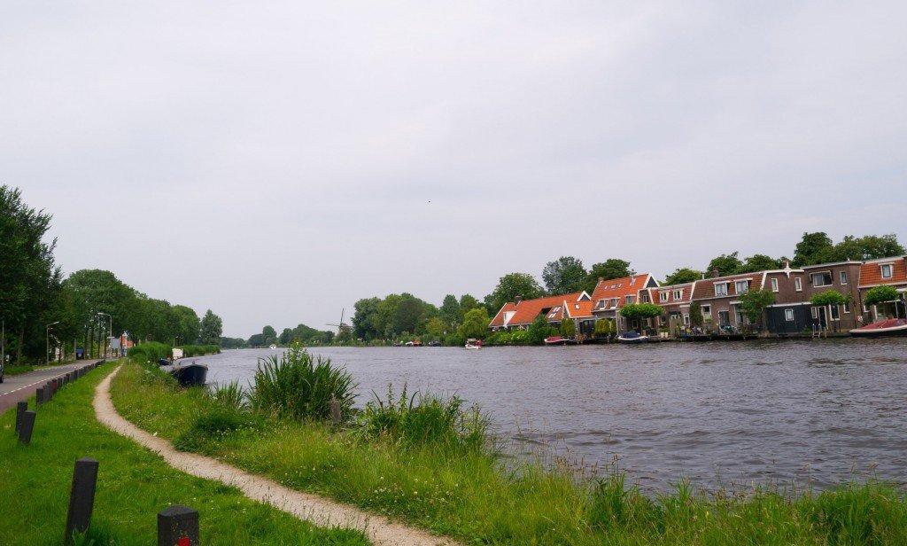 River Amstel