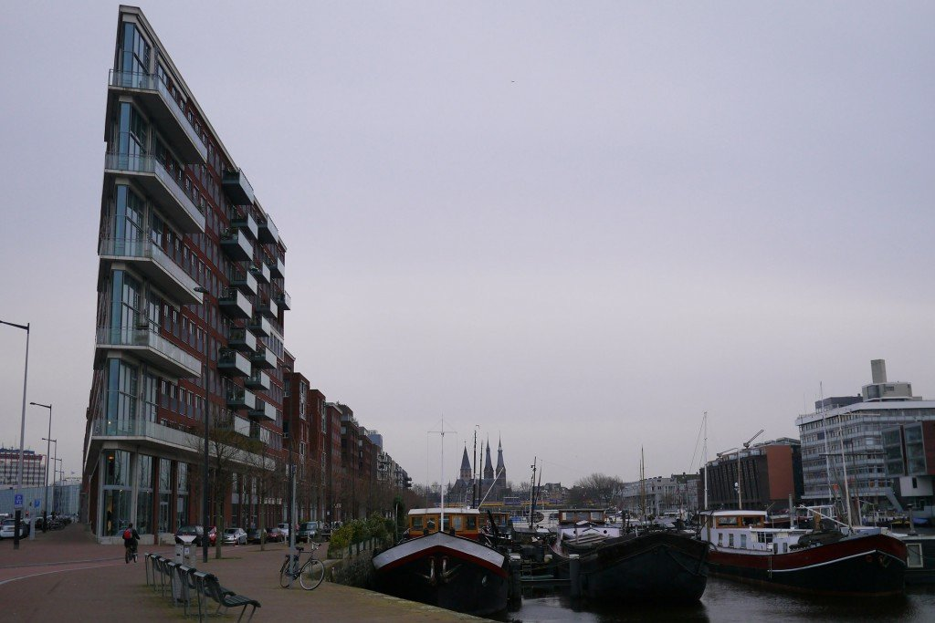 Westerdok buildings