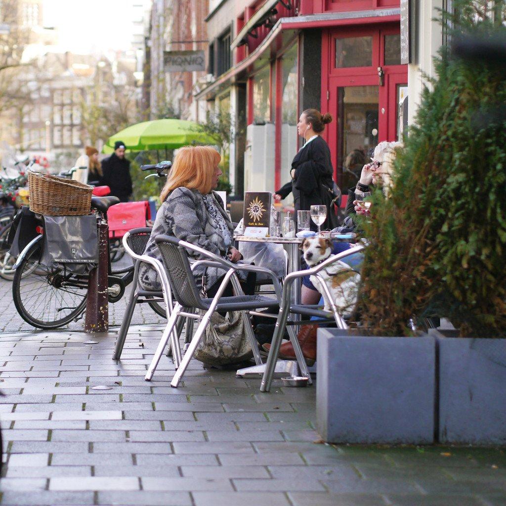 Outdoor cafés 01