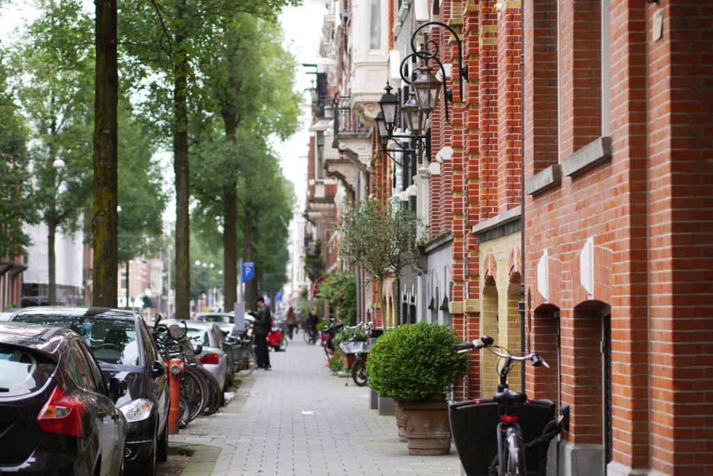 Oud Zuid neighbourhood