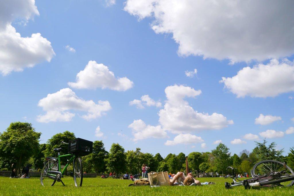 Springtime in Amsterdam 01