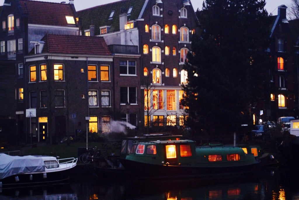 Night in Amsterdam 01