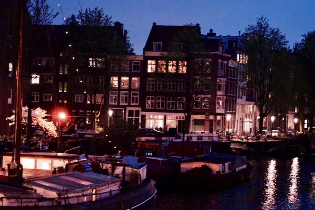 Night in Amsterdam 05