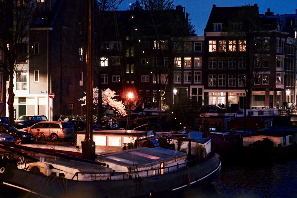 Night in Amsterdam 06