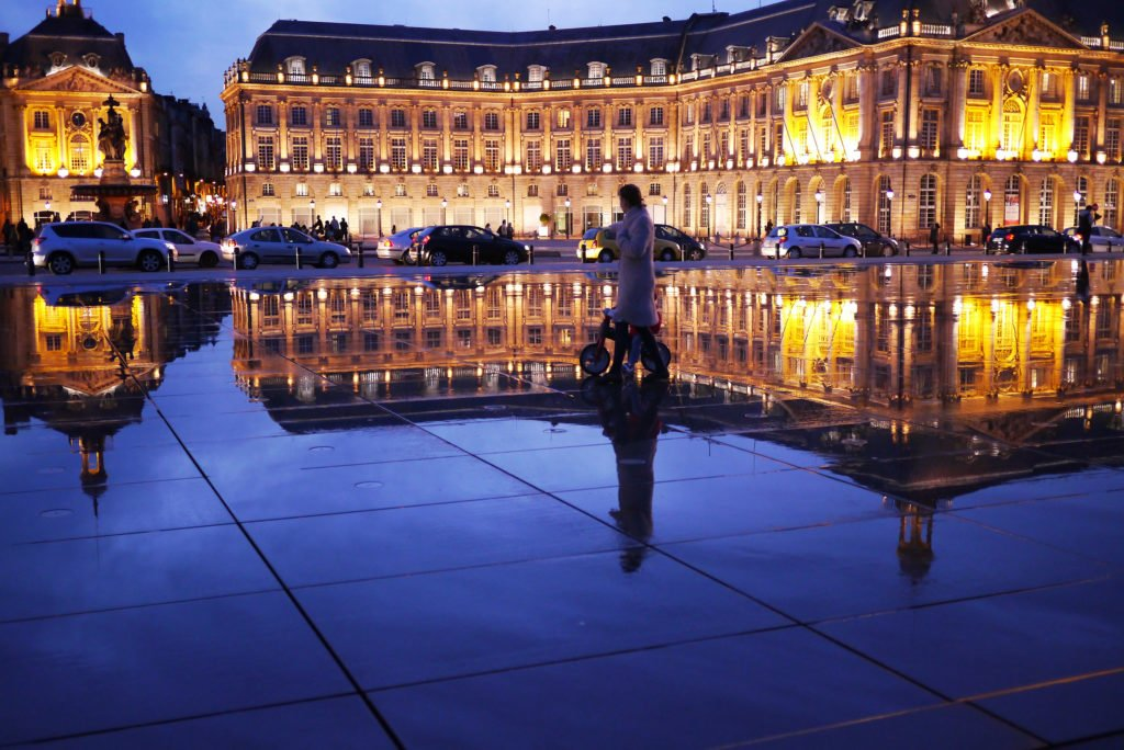 Water Mirror, Bordeaux