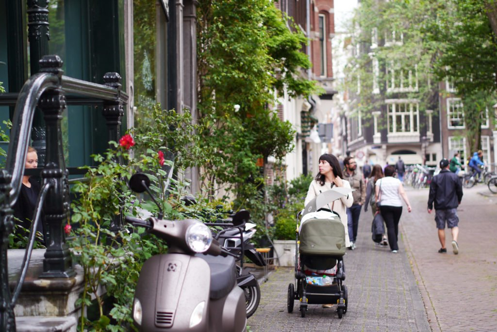 August in Amsterdam 02