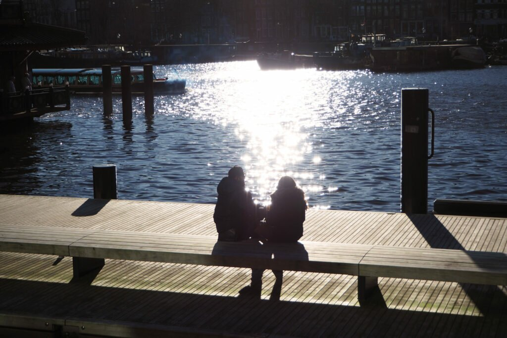 Oosterdok winter light 05