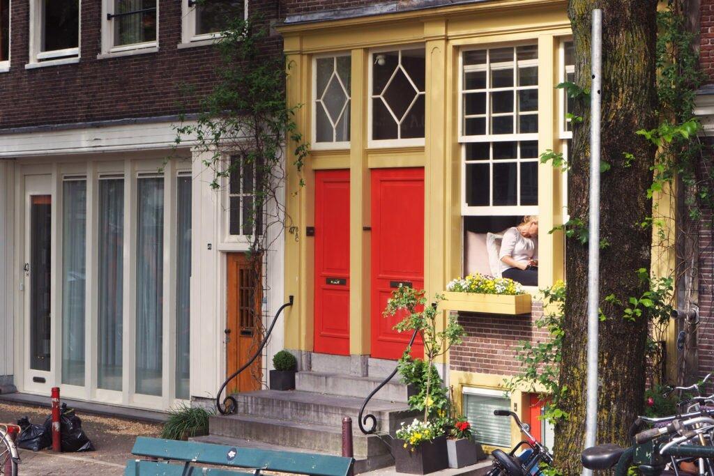 Sunny days in Amsterdam 03