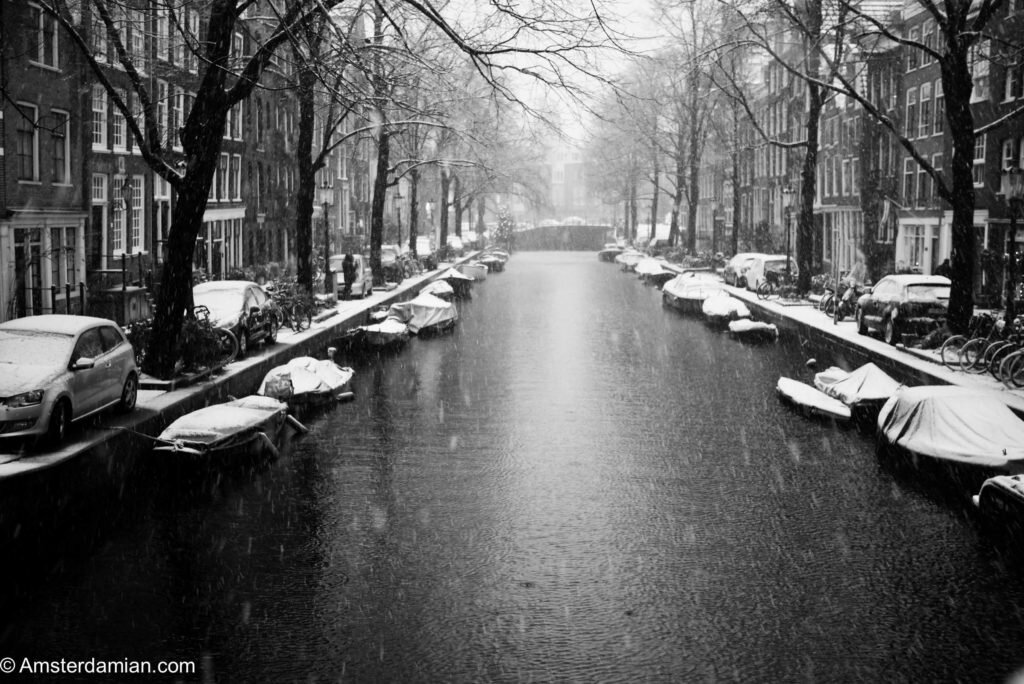 Winter in black and white 03