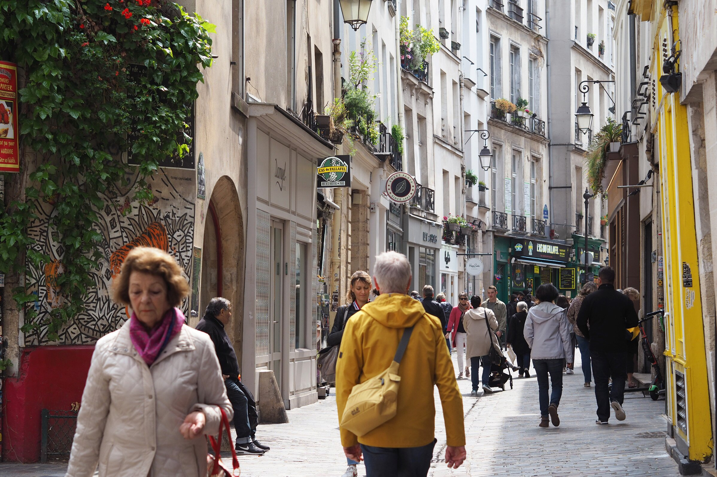 Paris in May — Part II