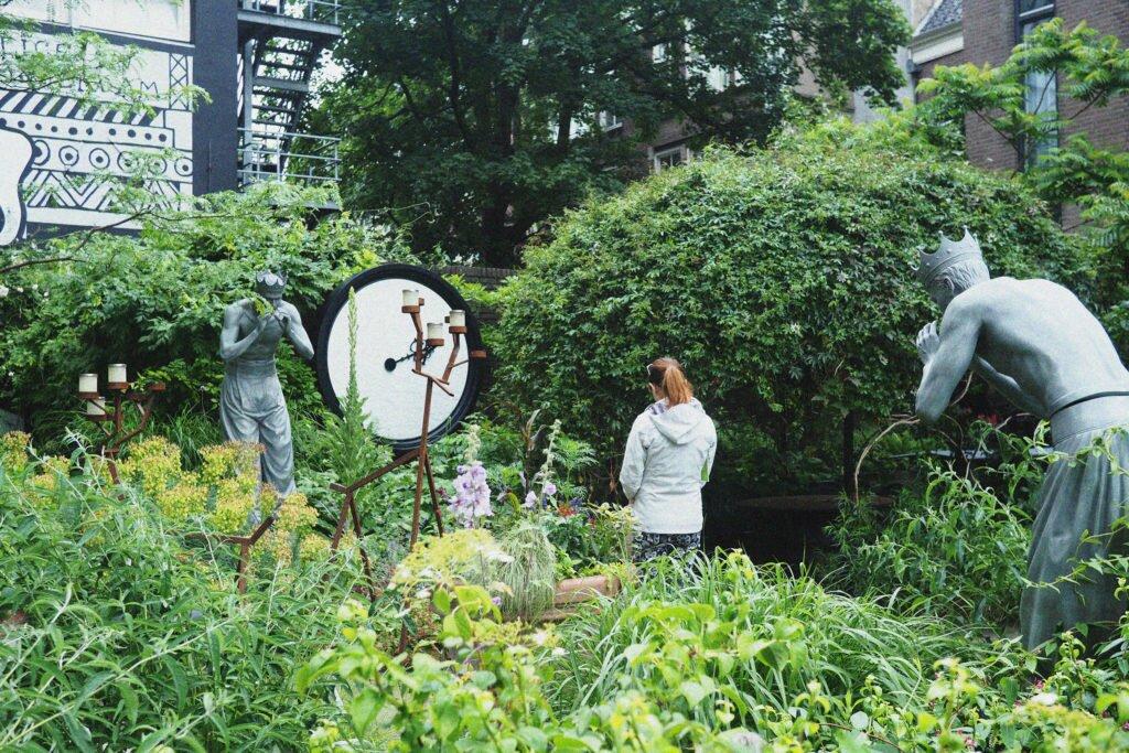 Open Garden Days 09