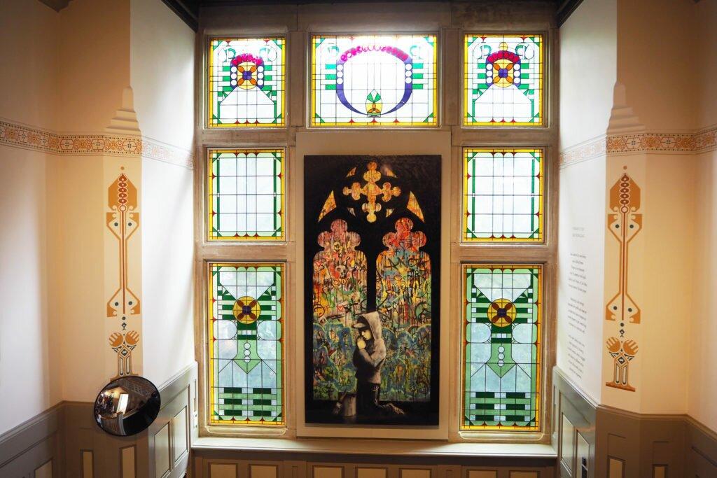 Moco Museum interior