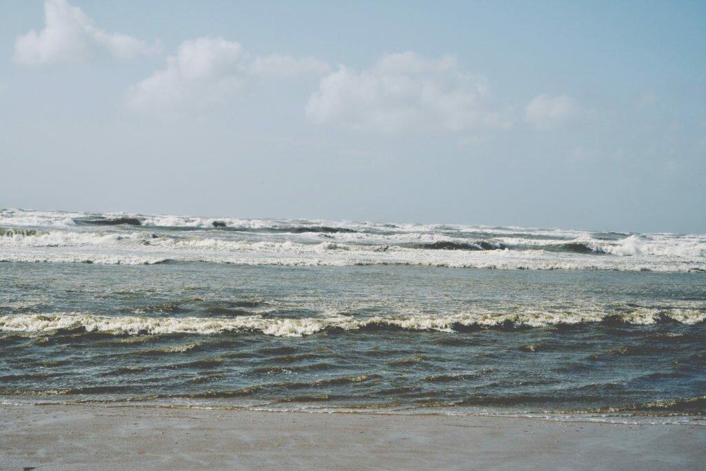 Waves at Zandvoort