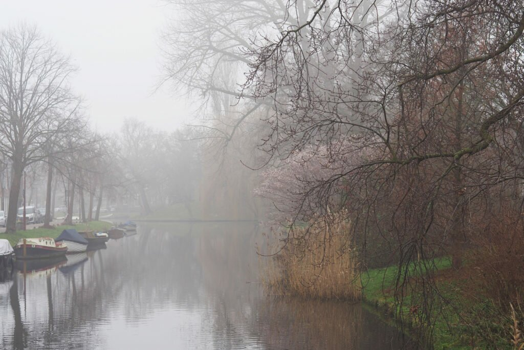 Misty day in Alkmaar 11