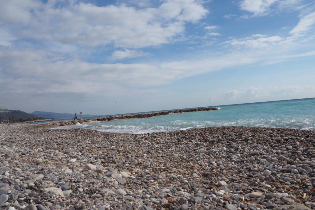 Menton beach 02