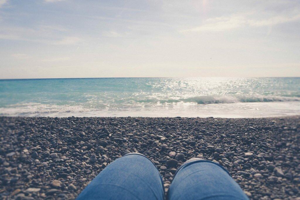 Menton beach 05