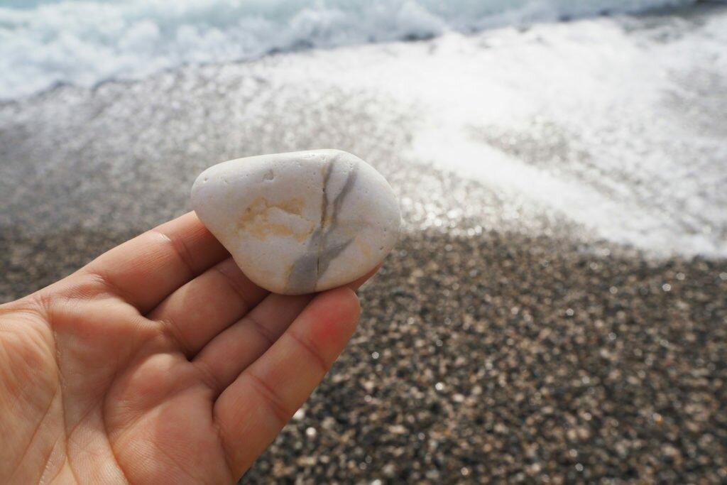 Menton beach 08